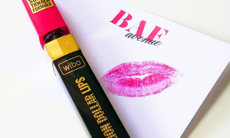 Usta a`la Kylie Jenner http://bafavenue.pl/usta-a-la-kylie-jenner/ #kosmetyki #wibo #usta #pomadka #kiss