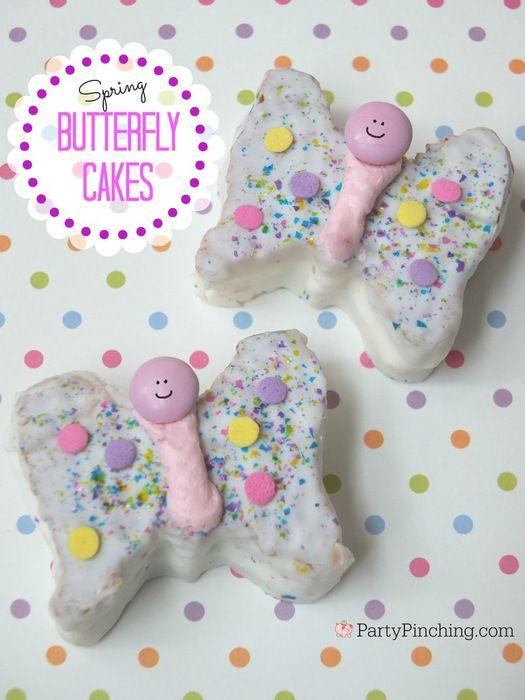 Easy butterfly cake recipe