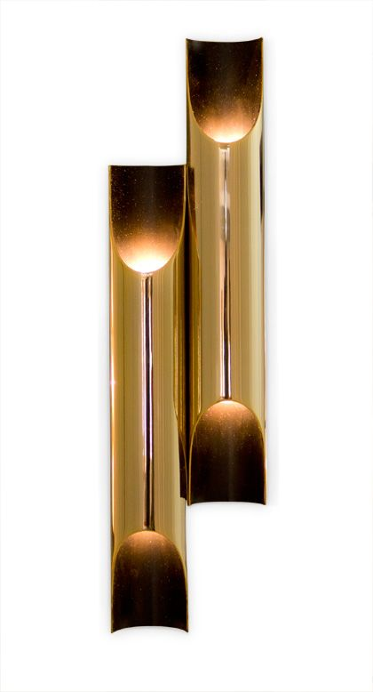 Modern Wall Sconces Pinterest : 17 Best images about LIGHTING WALL on Pinterest Wall lighting, Lighting design and Holly hunt