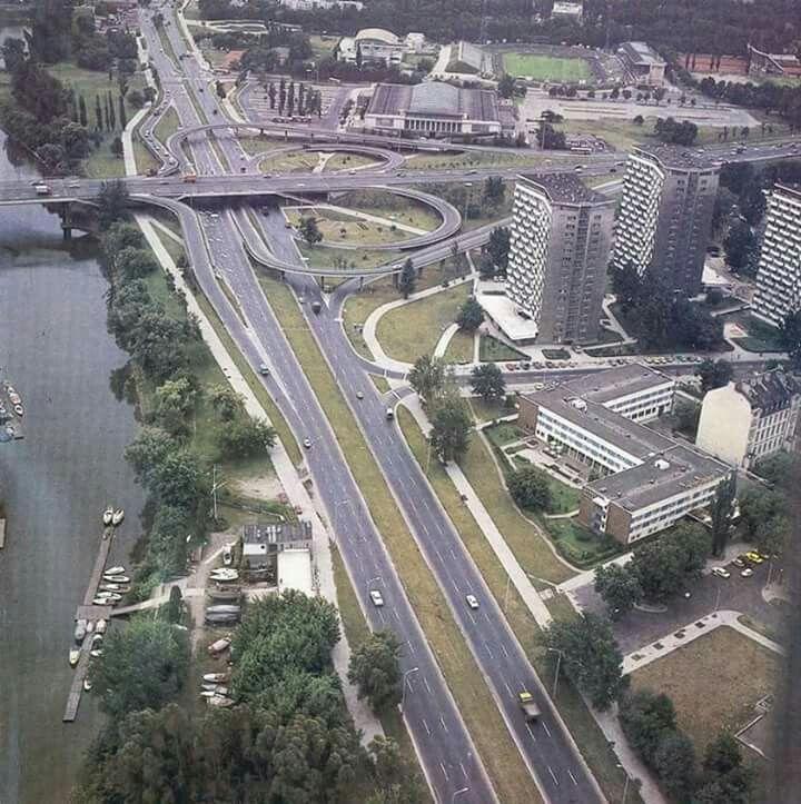 Wisłostrada, 1984