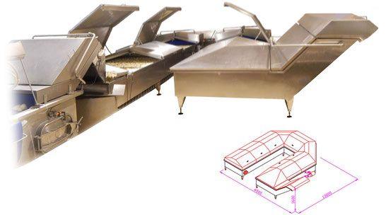 Linea Salamoia - Macchine per l' Industria Casearia - Alimentare
