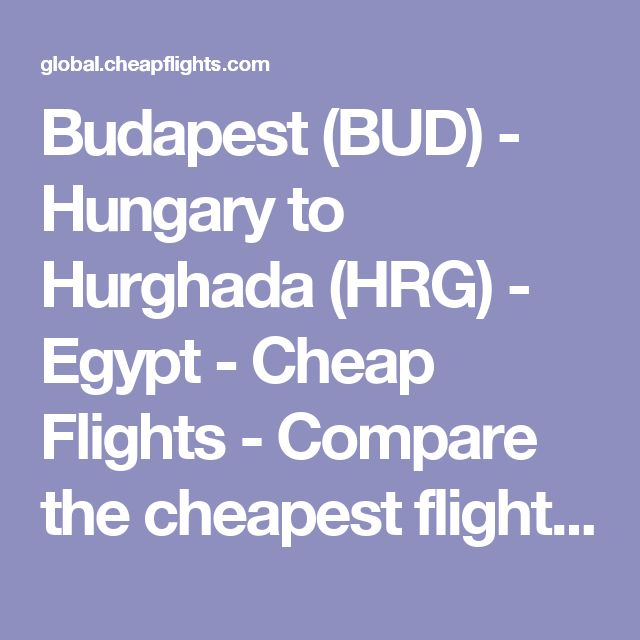 Air tickets cheap budapest sex