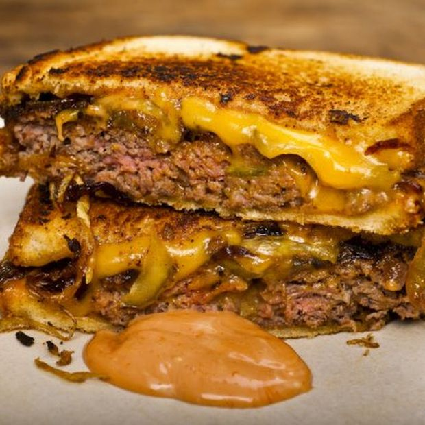RECIPE - Classic Patty Melt Recipe Recipe
