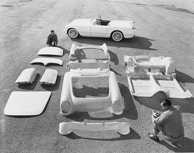 Happy Birthday Corvette! America's Favorite Sports Car Turns 60 Today - Corvette: Sales, News & Lifestyle