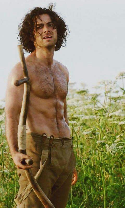 Poldark - Talk about a Six-pack. Holy smoke - as in smokin' hot!!!!!