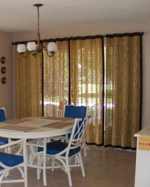 Best Home Improvement Images On Pinterest Curtains Glass - Bamboo sliding glass door curtains