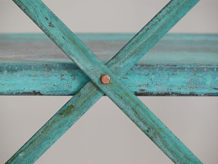 #kast #constructie #materiaal #kleur #groen #blauw