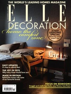 Elle Decoration Uk - TRIBECA factory
