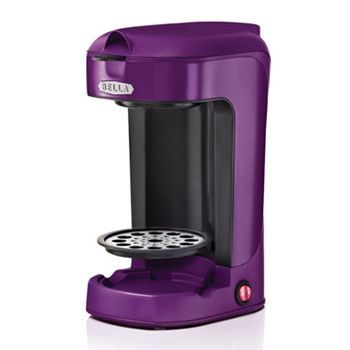 Bella Single Scoop 1-Cup Coffee Maker (Or other single-serve coffee maker. Really want a Keurig, but that's way too much.)