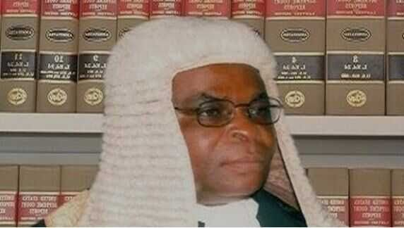 Saraki Congratulates Justice Onnoghen on Confirmation as CJN
