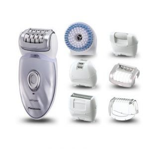 Best Epilator for Underarms no. 4. Panasonic ES-ED94 Shaver & Epilator. Here's one of those products which can be used for many different parts of the body, but is well-suited for underarms.