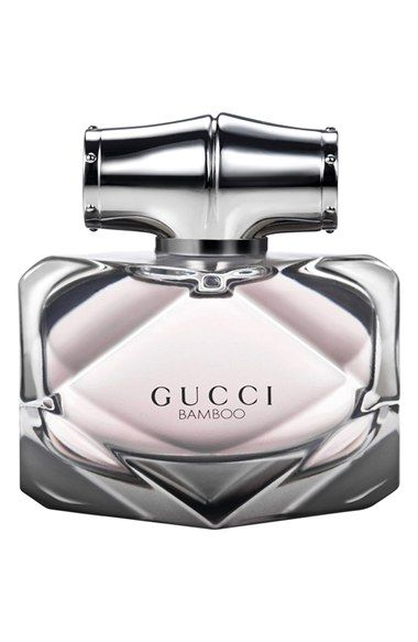 Gucci 'Bamboo' Eau de Parfum Spray available at #Nordstrom #ComplimentaryFromGucci #ComplimentaryFromDG