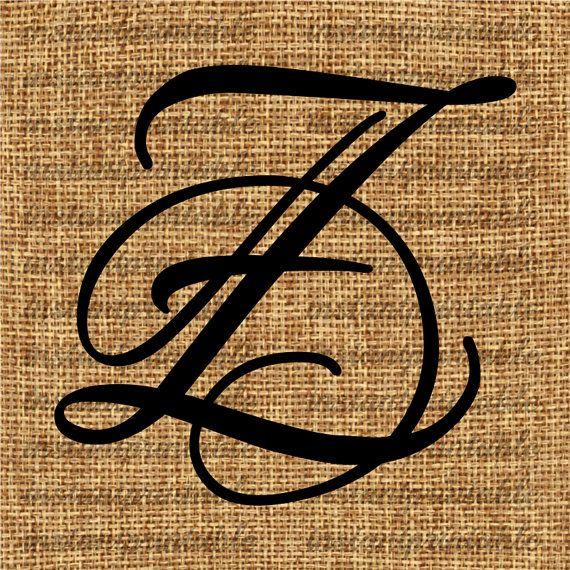 Unique monogram initials ideas on pinterest diy