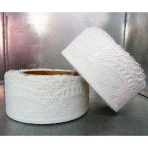 Lace Tape 31 - Blanc