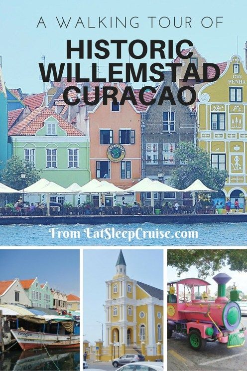 Willemstad, Curacao | One of the most historic Royal Caribbean vacation destinations, travelers are able to experience the rich and colorful legacy of this historic region without venturing far from the port.