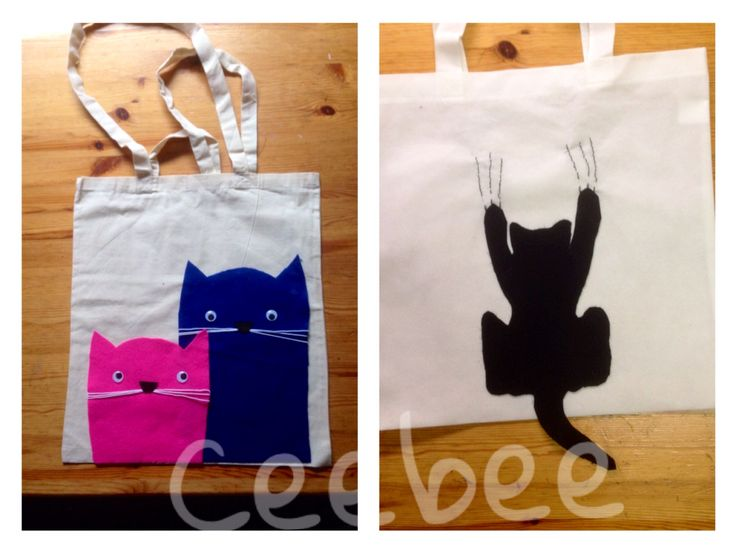 """Cat bag"""