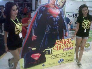 SPG Event Bandung Dalam Event GoldsGym Ciwalks  #SPGBandung #SPGEventBandung #AgencySPGBandung