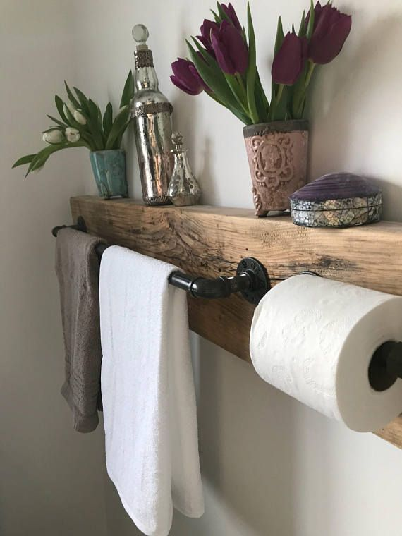 Your Place To Buy And Sell All Things Handmade Toilet Roll Holder Towel Rail Toilet