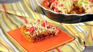 Leftover Taco Pie Recipe | The Chew - ABC.com
