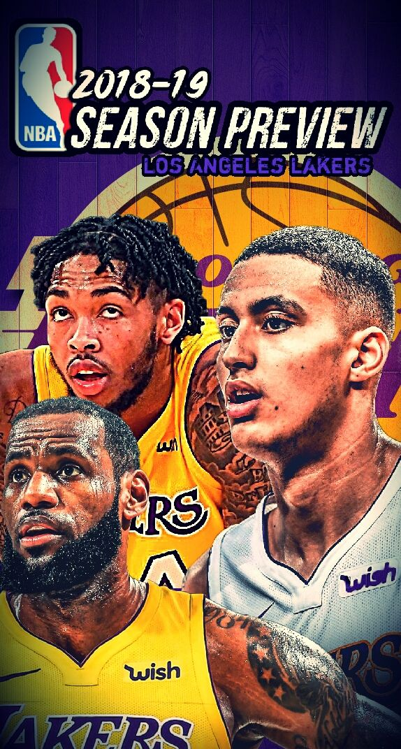 0104985cd643 WATCH  2018-19 NBA Season Preview  Los Angeles Lakers  LakeShow  lakers  NBA
