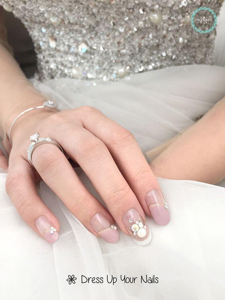 wedding nails 2018
