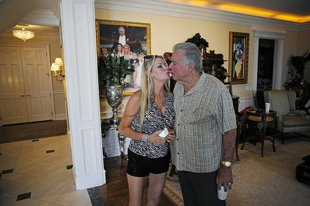 Inside David and Jackie Siegel's Versailles mansion