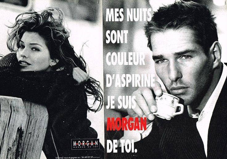 Albert Delègue, Morgan, 90s ad