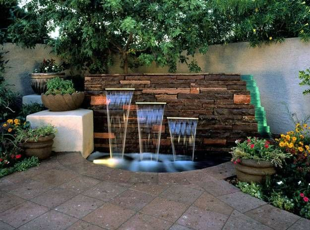 Find Landscaping Rocks Clearwater Fl That Look Beautiful Backyard Water Feature Water Features In The Garden Backyard Water Fountains