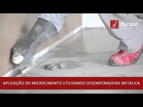 Pó Xadrez - Cimento Queimado ou Vermelhão - YouTube