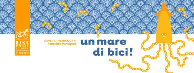 10 maggio Bike Pride a #Bologna