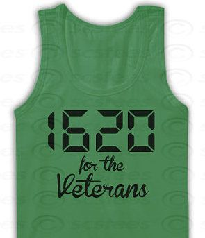 1620 for the Veterans Tank Top, Veterans, 420, Marijuana Shirt, Weed, Pot, Mary Jane item 018
