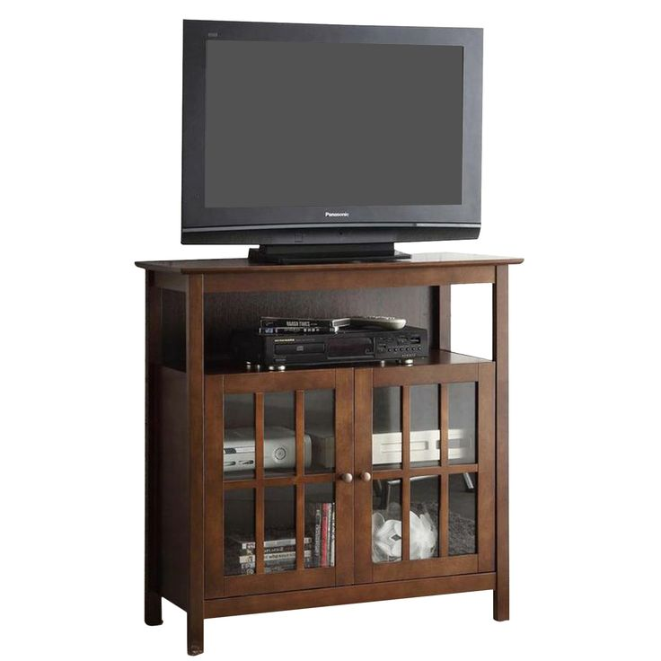 dCOR design Big Sur Highboy TV Stand