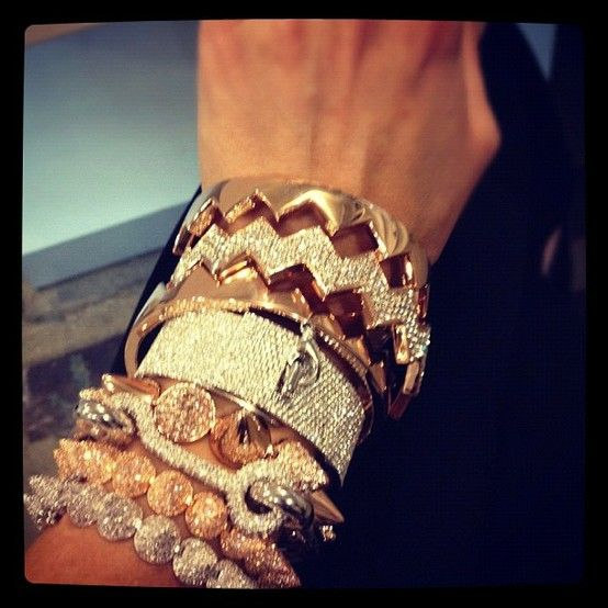 bling bling bling.: Arm Candy, Fashion, Style, Bracelets, Armcandy, Jewelry, Accessories, Arm Candies, Bling Bling