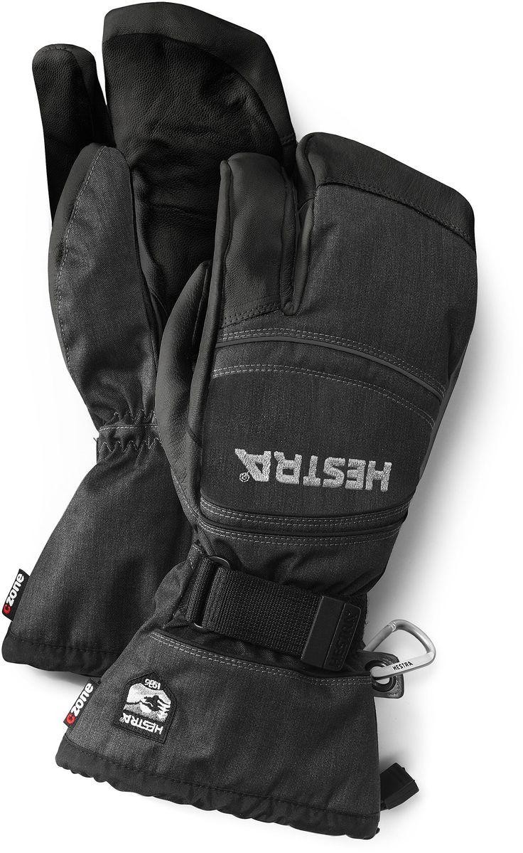 Hestra Gloves Unisex Czone Mountain 3-Finger Gloves