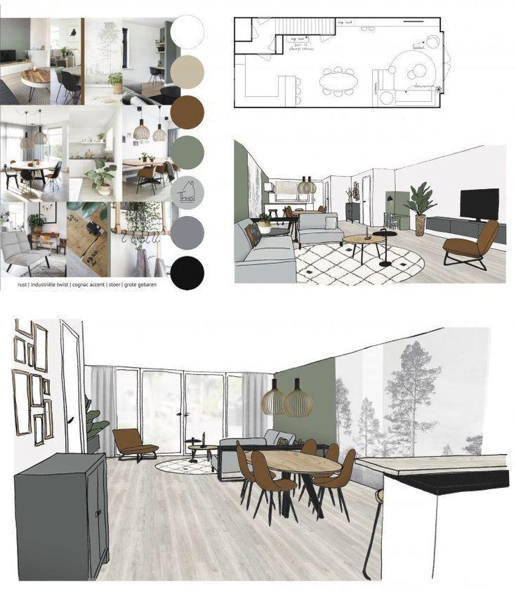 Schools For Interior Design Near Me Contemporary Interior Design Li In 2020 Interior Design Portfolios Interior Design Portfolio Layout Interior Design Presentation