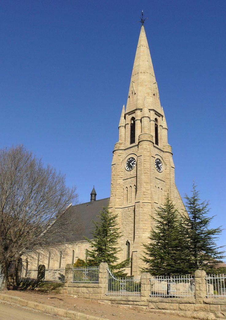 Gebou van die NG gemeente Dordrecht, Kaapland