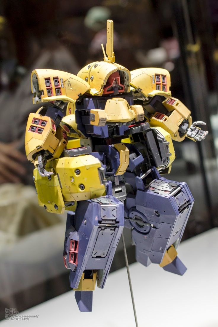 GUNDAM GUY: Gunpla Builders World Cup (GBWC) 2014 Japan Finalists Entries - On Display @ Gunpla Expo World Tour 2014 (Japan) [PART 4]