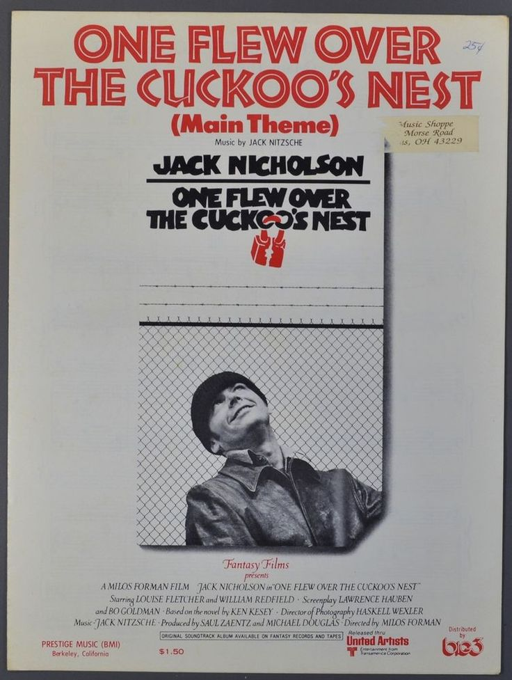 an anaylisis on one flew over Detailed analysis of in ken kesey's one flew over the cuckoo's nest learn all  about how the in one flew over the cuckoo's nest such as bromden and.