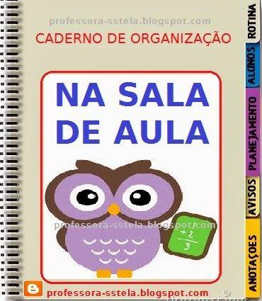 Na sala de aula: Caderno de Planejamento - Organização