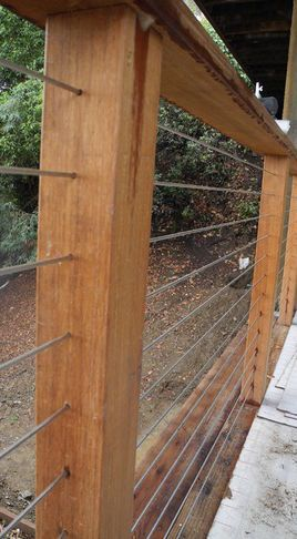 Modern Fencing And Retainer Walls