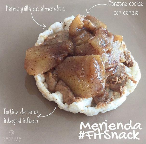 merienda #fitsnack