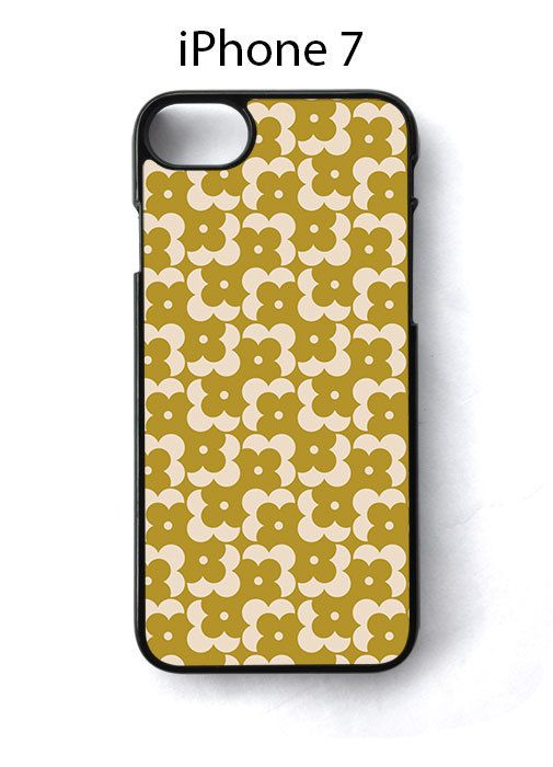 Flower Yellow Mosaic Geometric iPhone 7 Case Cover - Cases, Covers & Skins