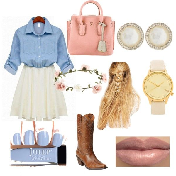 Barn Dance Outfit