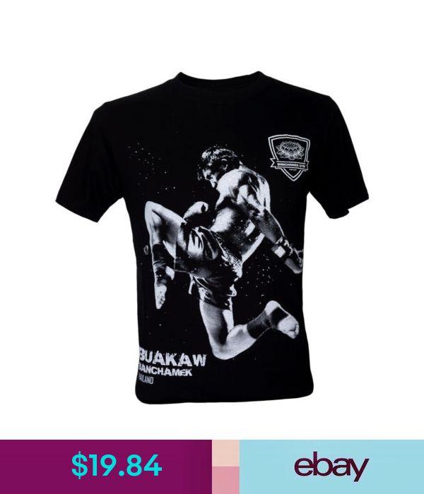 9ee4be637 T-Shirts T Shirt V4 Buakaw Por Pramuk (Banchamek) Muay Thai Fight Champion  Nwt #ebay #Fashion   Products   Muay Thai, Shirt outfit, Shirts