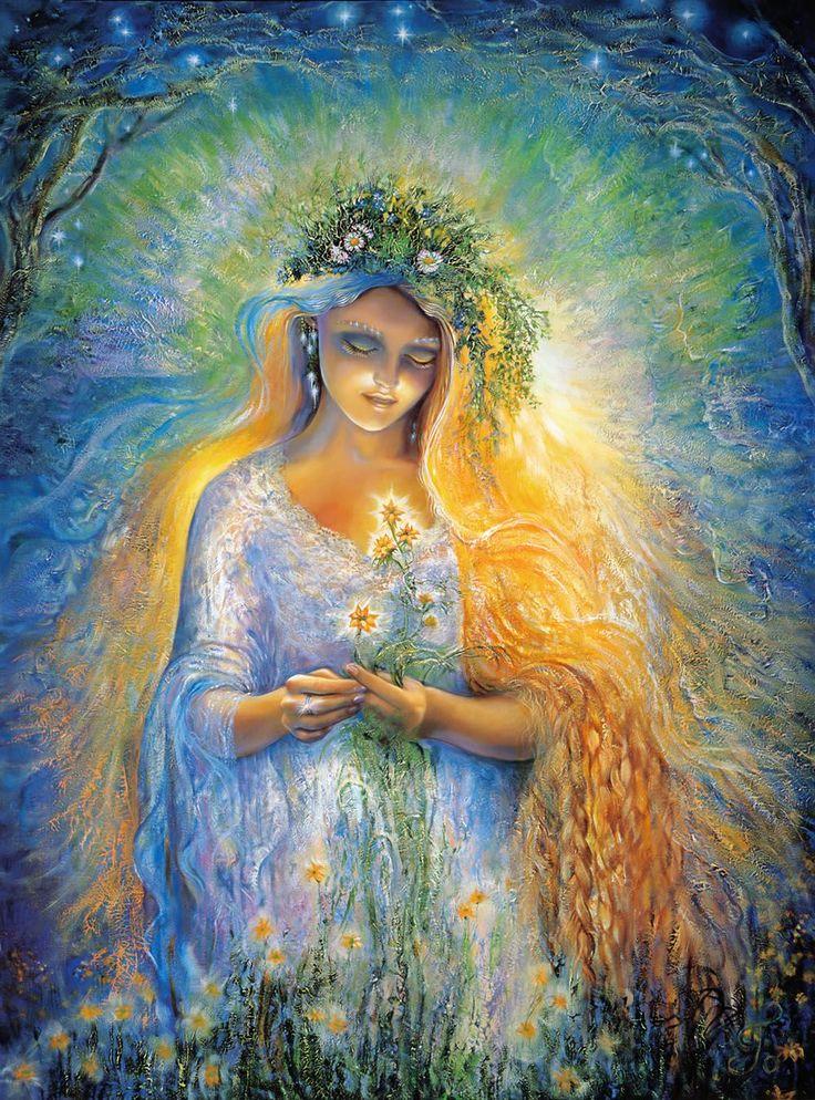 Картинка богини лели