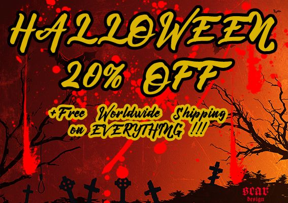 Halloween Treats by Scar Design!  20% OFF +FREE WORLDWIDE SHIPPING at my Artsadd Store!! Shop Here   http://www.artsadd.com/store/scardesign    +Free Shipping on Everything at my Society Store! Shop Here:   https://society6.com/scardesign     #halloween #Artsadd #Free_Shipping #customized #sales #discount #freeshipping #HalloweenSales #gifts #Hallowe