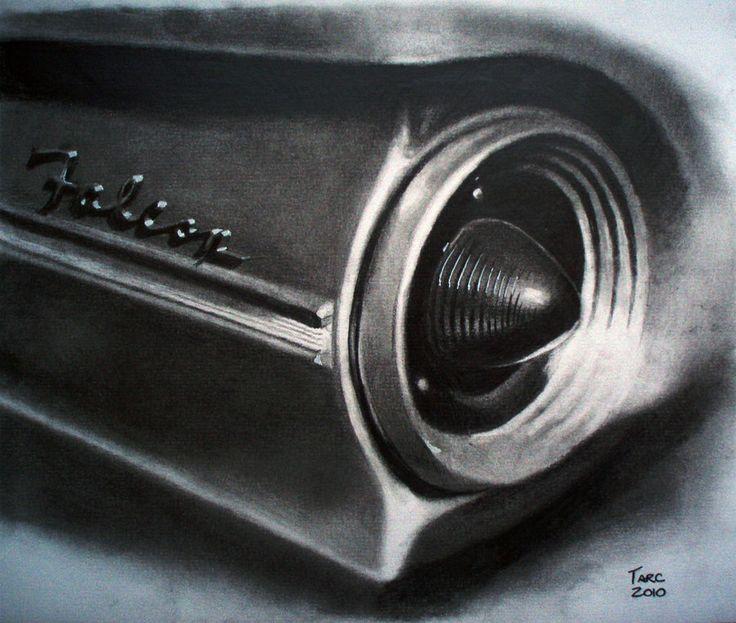 1962 Ford Falcon rear by TarcDnB (via deviantART)