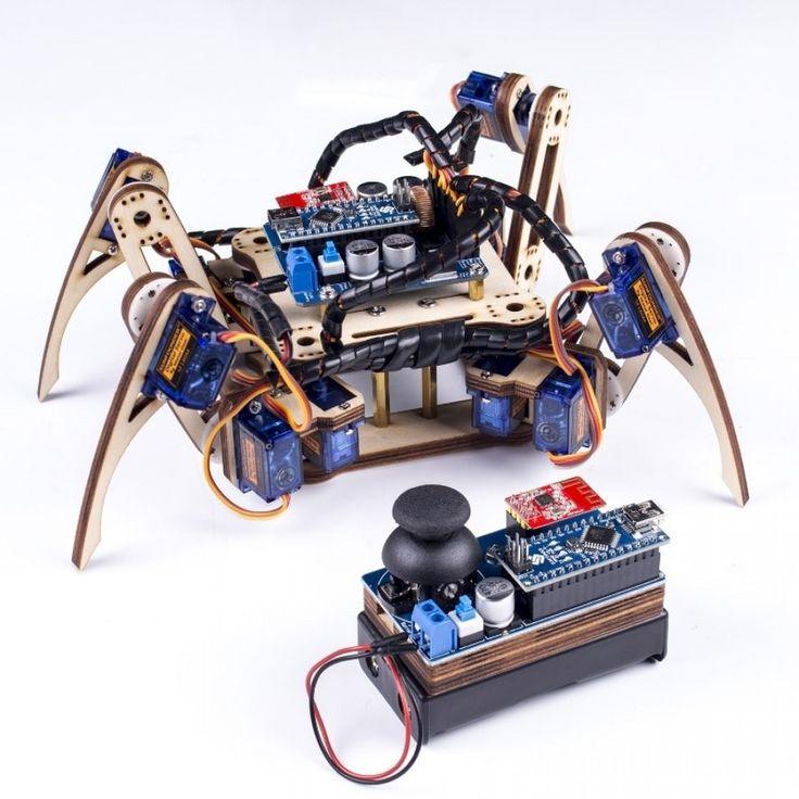 Crawling Quadruped Robot Kit für Arduino V2