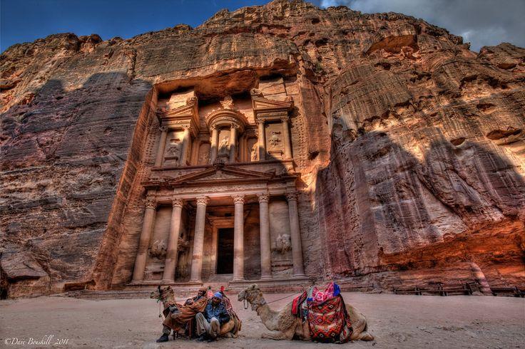 Petra, Jordan #bucket_list #experience #travel