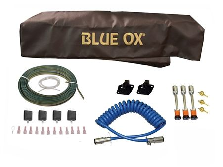 Blue Ox Tow Bar Accessory Kit/Storage Bag; Fits Avail Tow Bar -RVupgrades.com